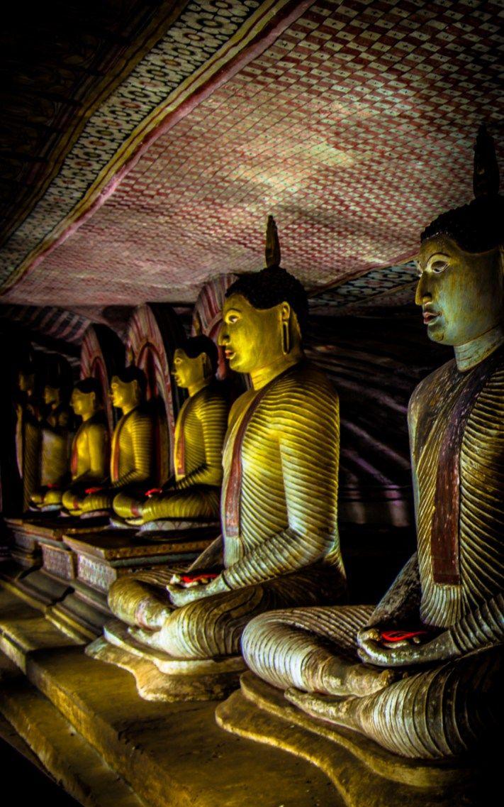 SRI LANKA: The Dambulla Caves Guide