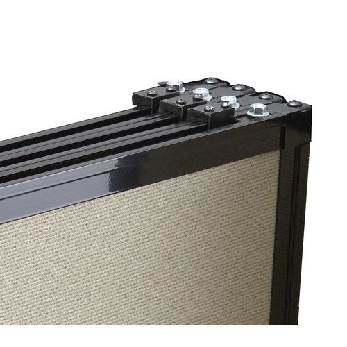 Found it at Wayfair Supply - Afford-A-Wall Sliding Portable Partition