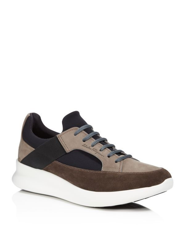 Salvatore Ferragamo Duo Sneakers