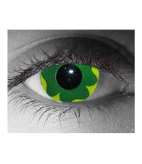 Shamrock Costume Contact Lenses - Contact Lenses