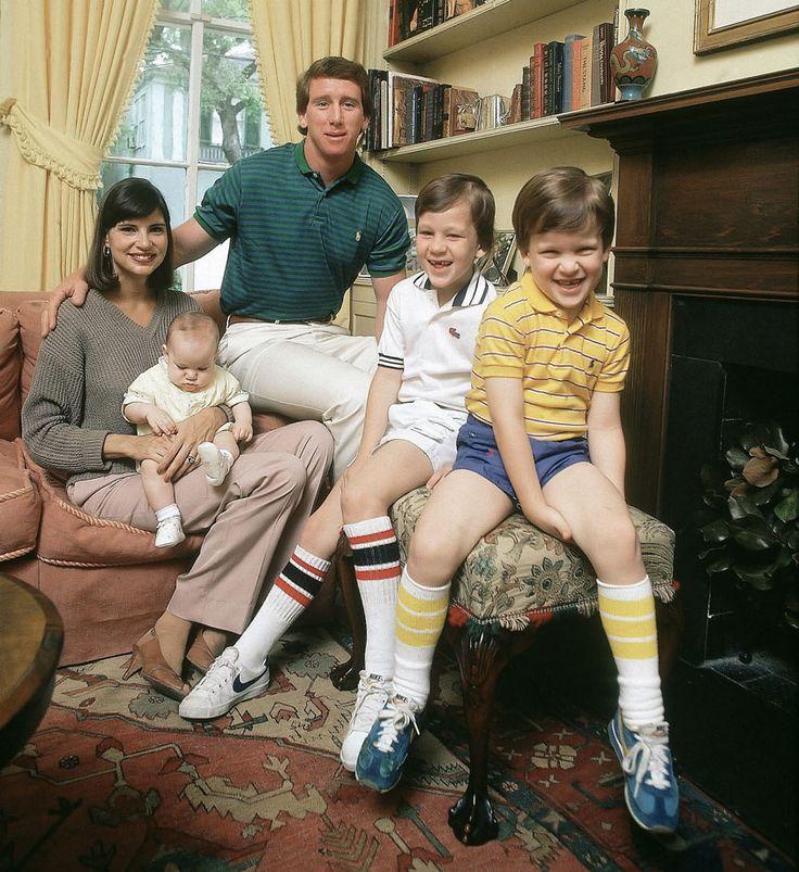 Rare Photos of Peyton Manning
