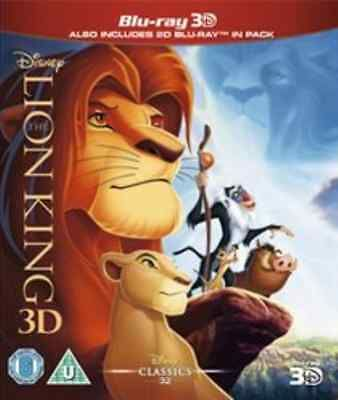 Lion king  blu-ray new,  View more on the LINK: 	http://www.zeppy.io/product/gb/2/302141204939/