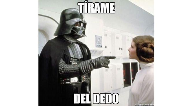 ¡Star Jaja! Los mejores memes de 'Star Wars'