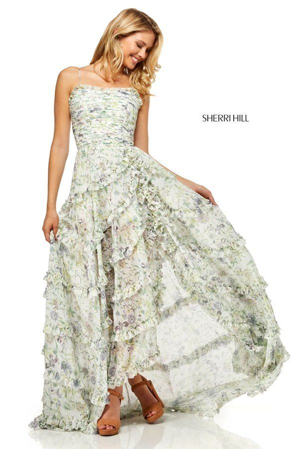 046f0eac3cb1 Sherri Hill Style 52665 | Spring 2019 Collection Preview in 2019 ...
