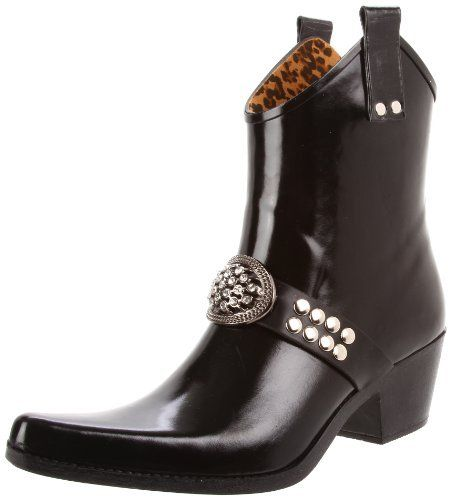 """Nomad Women's Savannah Boot Nomad. $74.95. Circumference: 11 1/4"""" (Size 7). Heel measures approximately 2"""". Shaft measures approximately 7.75"""" from arch. Outsole: Rubber. Rubber sole. rubber. Fit: True to Size. Boot opening measures approximately 11.25"""" around. Upper: Rubber. Shaft Height: 7 1/4"""" (Size 7)"""