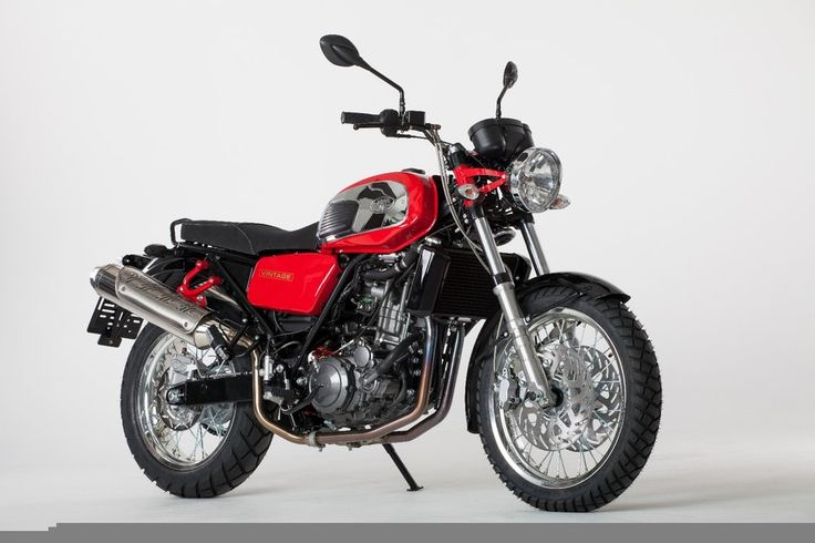The Jawa 660 Vintage in the red color we suspect will prove to be the most...