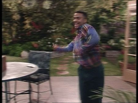 16 Carlton Banks Dance Moves... like the Saucy Butterfly. Fresh Prince
