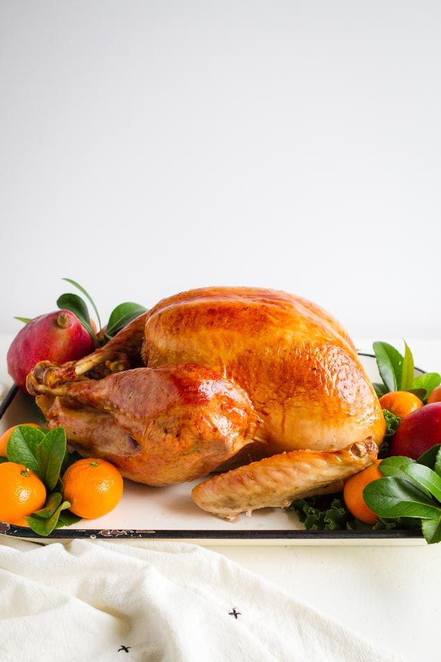 Perfect Roast Turkey Recipe Is The Easiest And Best Way To Cook A