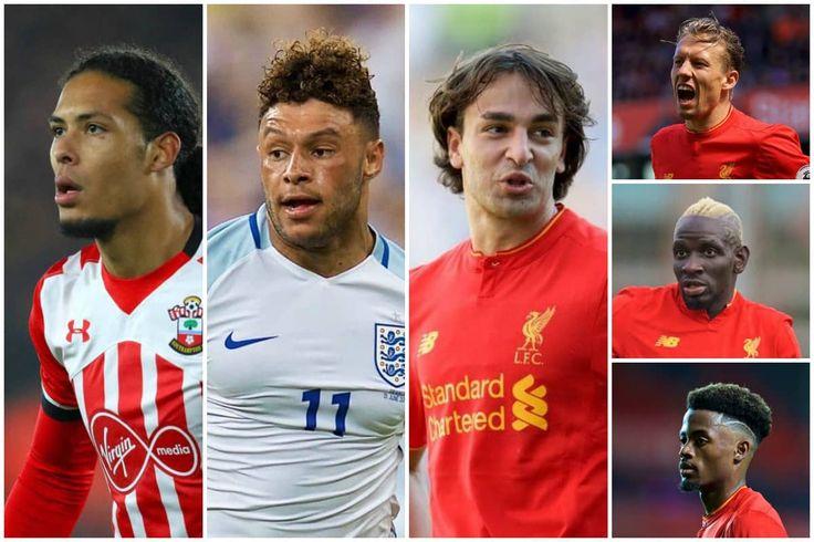 Van Dijk, Oxlade-Chamberlain, Markovic, Lucas & Sakho – Liverpool FC Transfer News Roundup