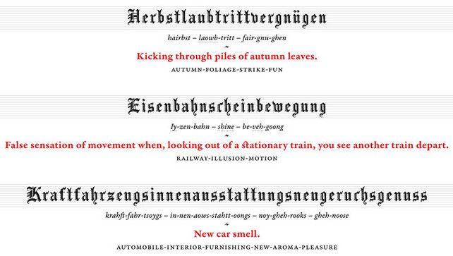 Column: Deze Duitse woorden heeft u nog nooit gehoord | Ann De Craemer | De Morgen