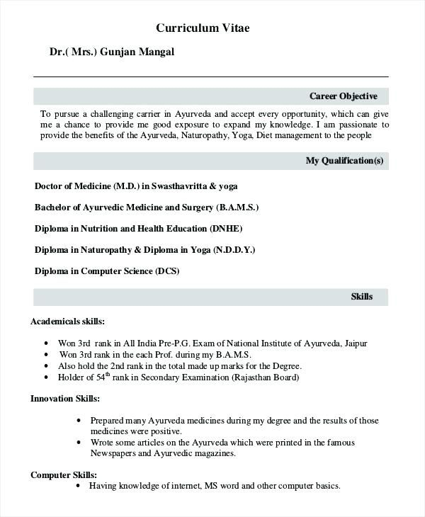 Shadowing On Resume.Cover Letter For Fresher Doctor With Additional 37 Cover
