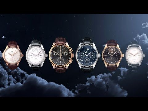 IWC Portugieser - The Legend Among Icons | Experiences | IWC