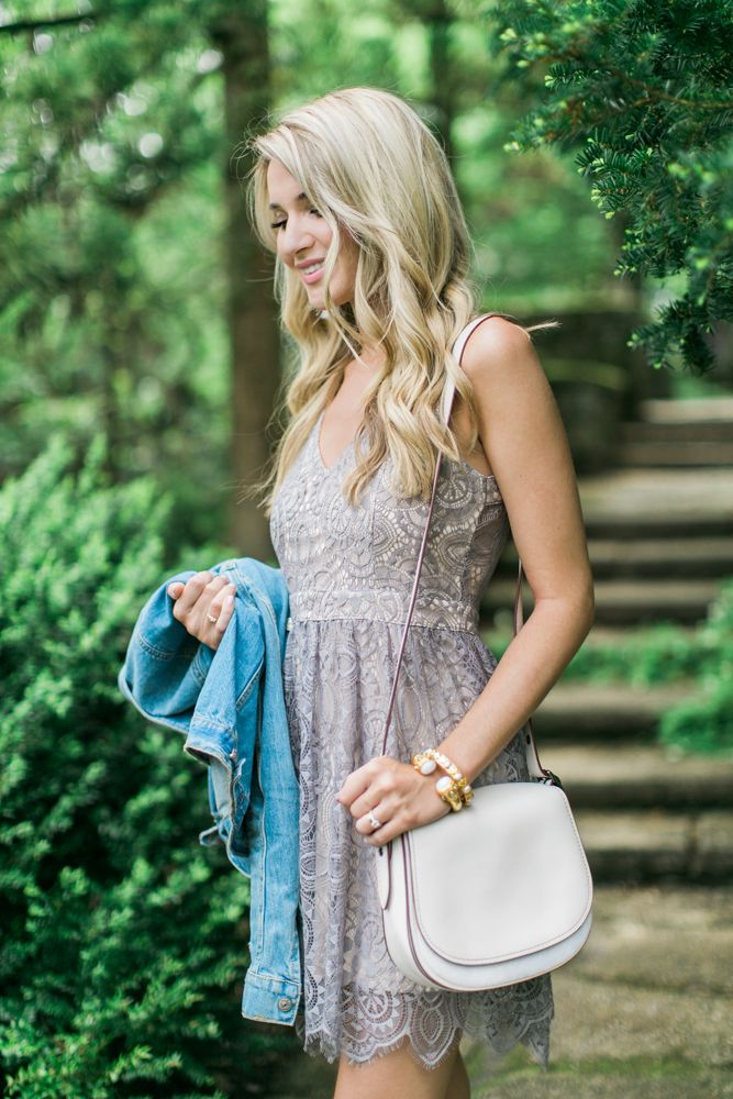 Spring Wedding Dress for Guests // What to Wear to a Spring Wedding @ModCloth | BE
