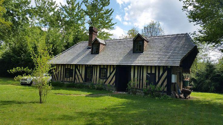 Rénovation toiture en Tuile de Bois Couverture en bardeaux Bois