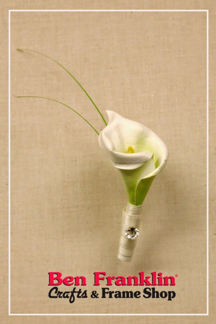 Create Easy Corsage and Boutonnieres: