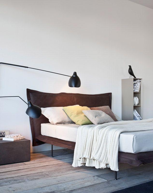 Letti e comodini   modello Aladino   Pianca design made in italy