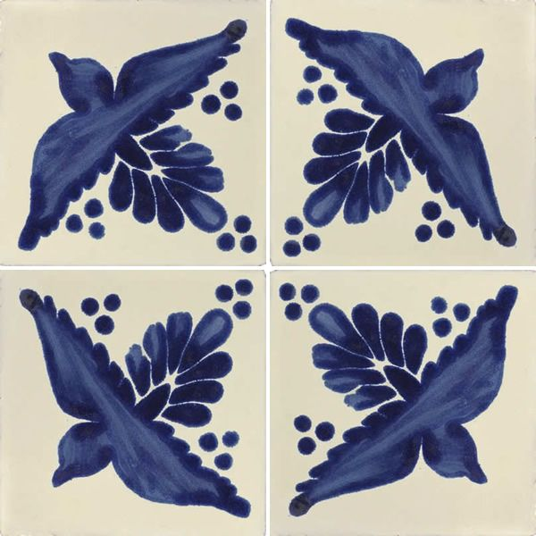 Mexican Tile: Fly Mexican Tile