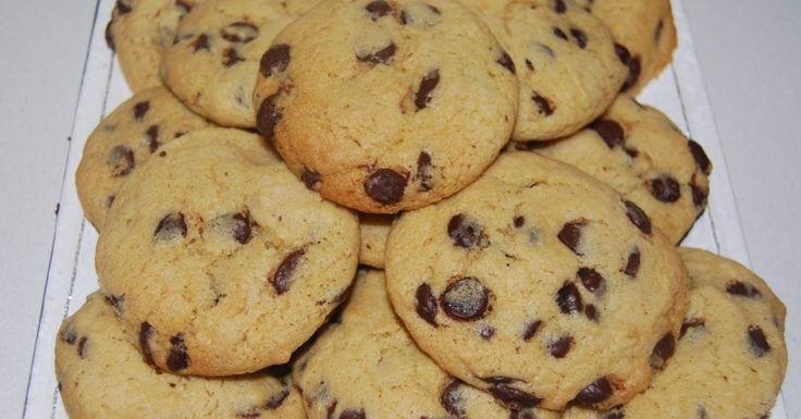 Tracy's Cadbury Chocolate Chip Cookies