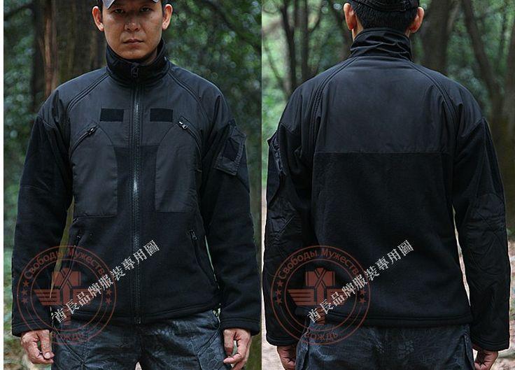 Военная тактическая куртка для мужчин одежда одеяние одежды новые тактическая авиация бригада мягкая оболочка флис на открытом воздухе мужчины