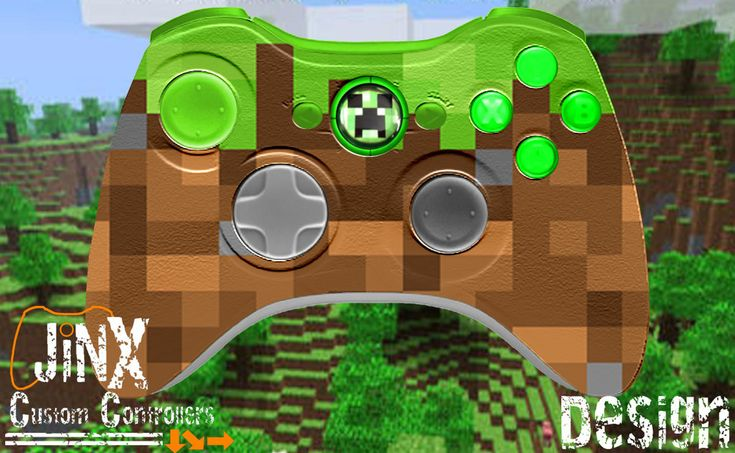 minecraft xbox one controller | Minecraft Seeds For PC, Xbox, PE ...