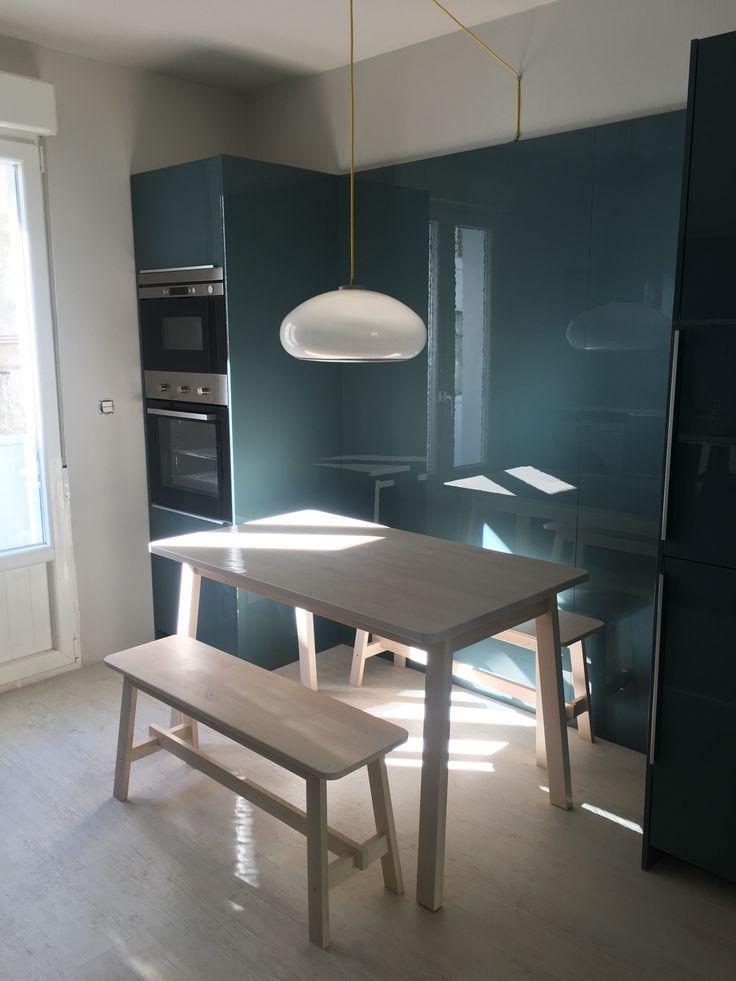 Ikea kitchen Attico Reformas Singulares