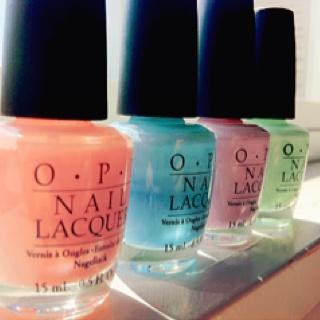 Spring colors!! Pastels! Preppy nail polishNails Colors, Spring Nails, Spring Colors, Nailpolish, Neon Colors, Pastel Colors, Summer Colors, Bright Colors, Nails Polish Colors