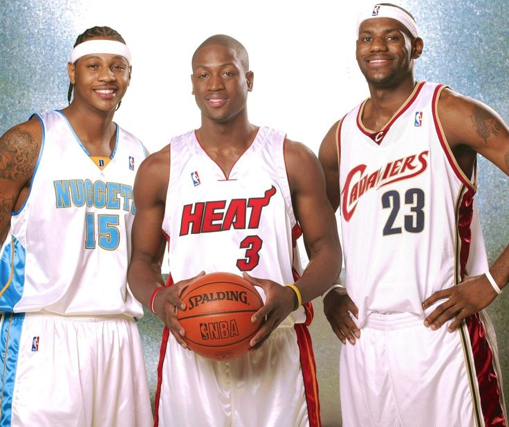Re-Drafting the 2003 NBA Draft. #Sports