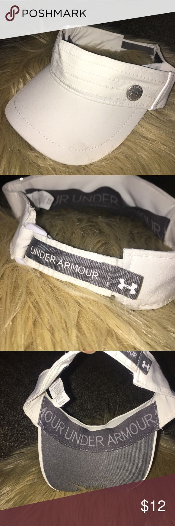 Under Armour women's visor hat one size Great condition Under Armour Accessories Hats
