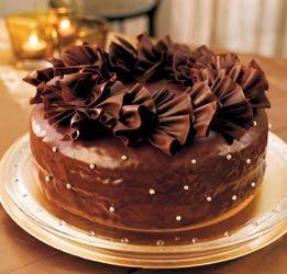 Tradisjonellsjokoladekake