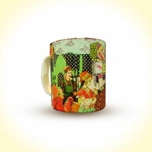 The Royal Flirt  Ceramic Coffee Mug  MRP - Rs. 299