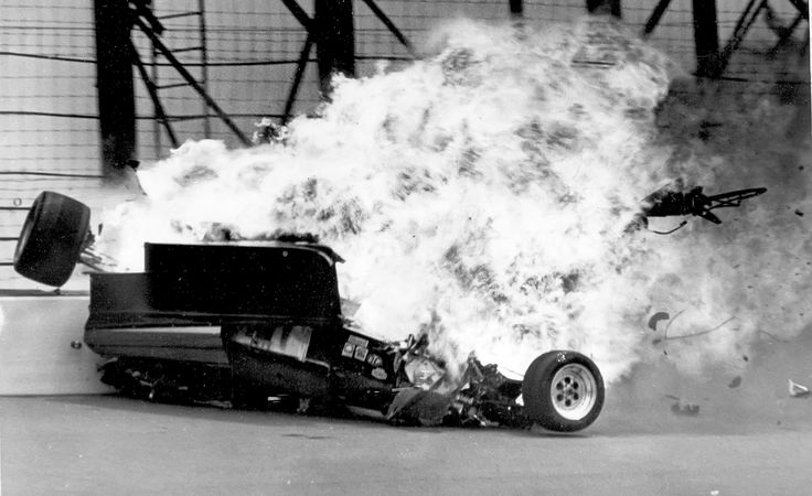 Danny Ongais nearly fatal crash at Indy 500 (May 24, 1981) - THE MOST COMPLETE FOOTAGE  Danny Ongais hits the wall of turn three in the 64th lap of the Indianapolis 500-mile race on Sunday, May 24, 1981 at Indianapolis. Ongais, of Hawaii, survived crash with arm and leg breaks as well as internal injuries. He was leading the Indy 500 at the 137 mile mark, as The New York Times contemporarily reported, when he pitted for fuel. Ongais stalled, then rushed out of the pits after the long stop...