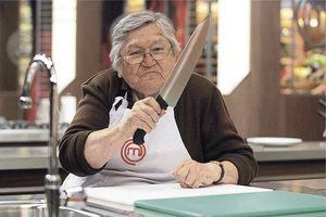La abueli enojada :(