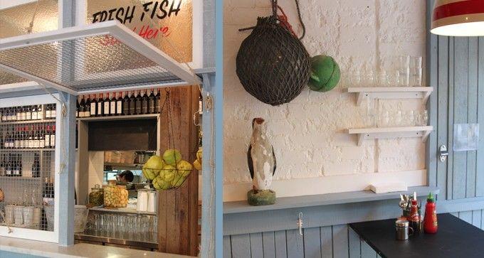 The Fish Shop.