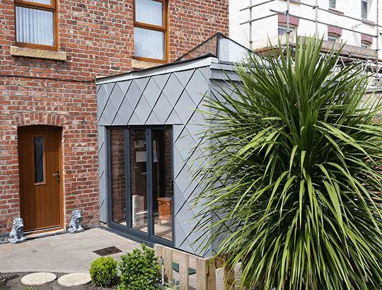 Zinc Roofing Gallery