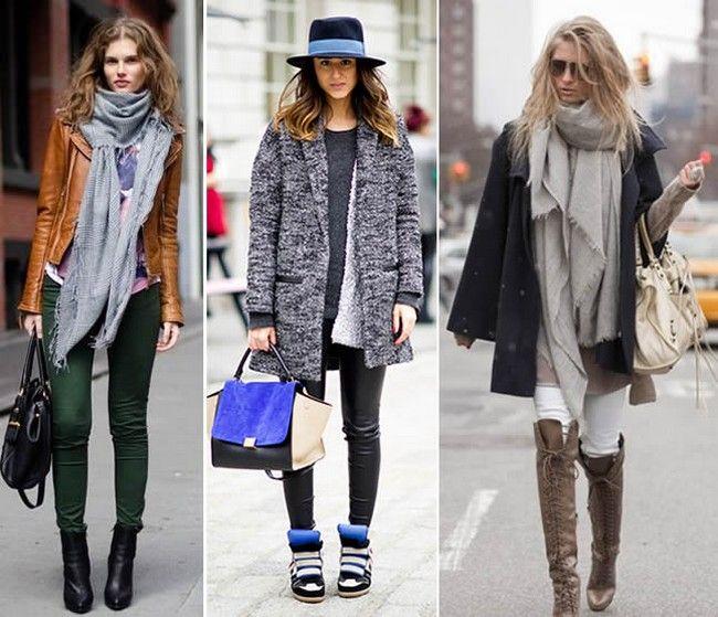 Kışlık Sokak Stilleri ve Kombinleri #sokakkombinleri #sokakstili #kombinler  http://www.enguzelkombinler.com/kislik-sokak-stilleri/