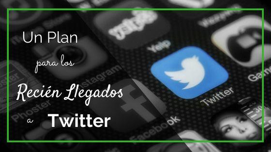 Un Plan Para Los Recién Llegados A Twitter Al principio puede resultar costos. Aquí tienes 4 ideas que te permitirán convertirte en un experto de Twitter dedicando menos de 20 minutos diarios. bit.ly/2h9n5i7