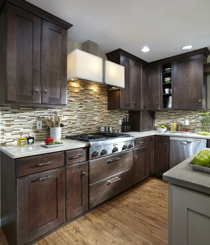 Kitchen Cabinets From Flooring