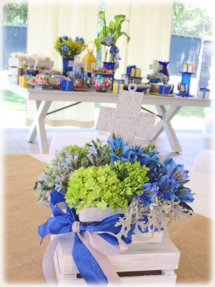 Centros de mesa, decoración y todo para tus fiestas!! www.facebook.com/pmasideco