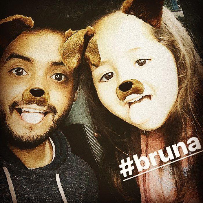 Cuidando a la DJ/Bailarina más loca!  #bruna #family #love #sobrina #chile #valparaiso #babysitting