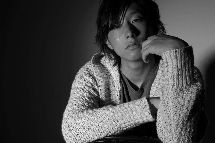 Model: Rin Photography/ styling/ makeup: Caroline Lefebvre