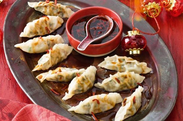 Dumplings. Tim Sum (Yum Cha) is my ultimate favourite oriental cuisine