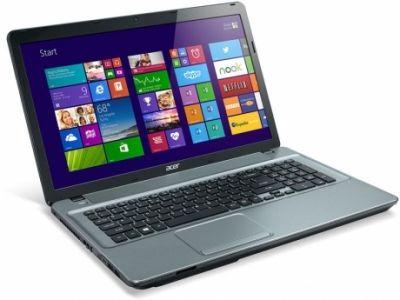 Ordinateur portable Acer Aspire E1 en promotion chez Auchan Luxembourg.
