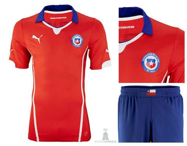 Chile Uniforme 1