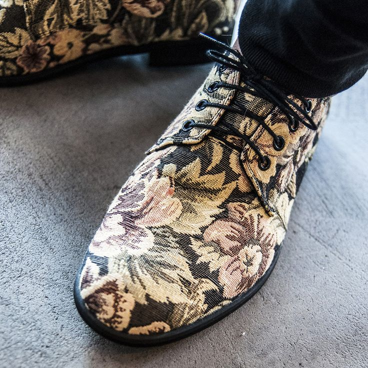 #LUBOSZ #Butymęskie  #tkanina  #skóra  #2016 #MANISTA  #MANISTAshop #men #shoes #male #fabric #skin #2016  #floral #flowers #kwiaty