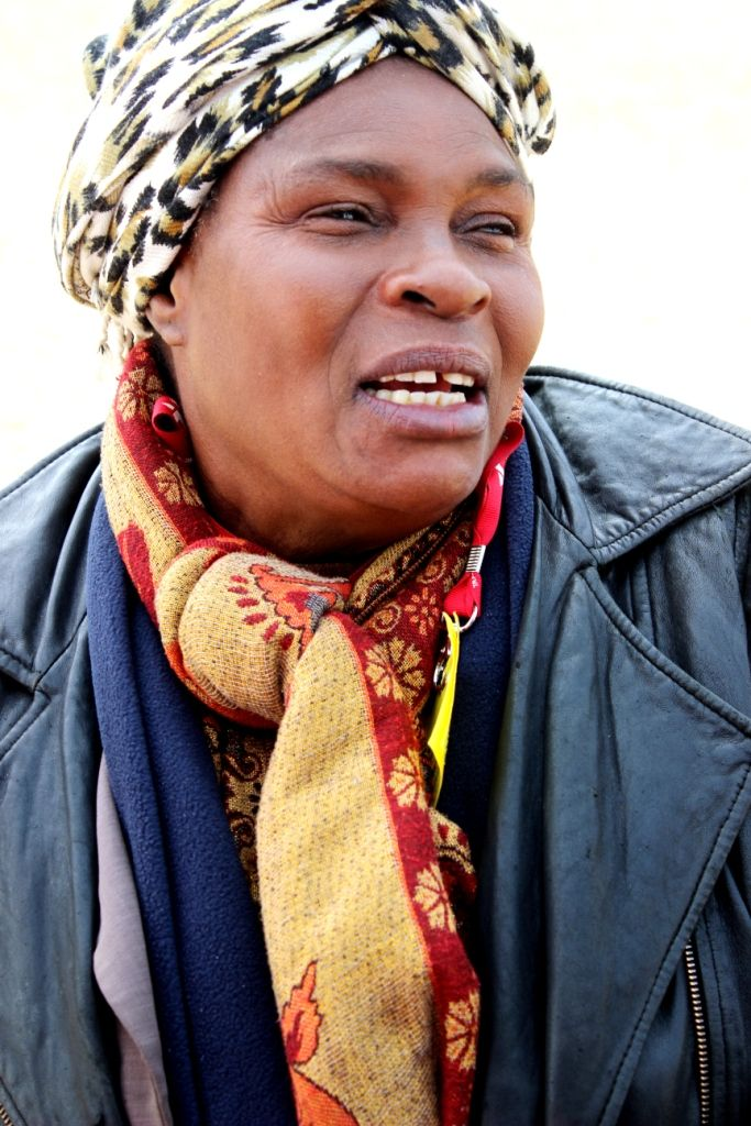 Crafter woman from KwaZulu Natal