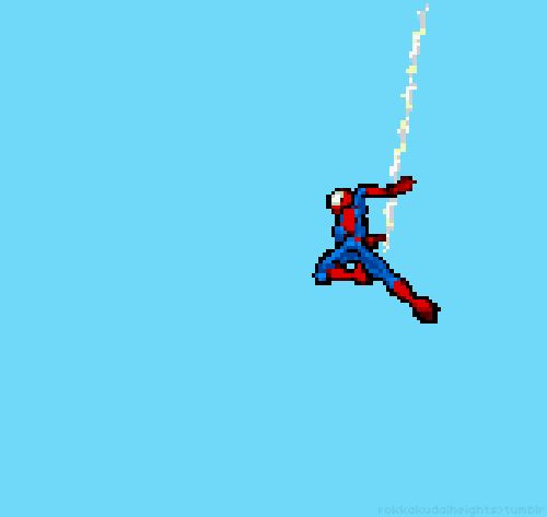 rokkakudaiheights:  Ultimate Spider-Man - Developed by Vicarious Visions, Published by Activision, 2005 Game Boy Advance