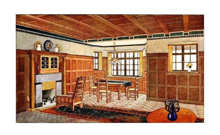 253 Best Craftsman Living Rooms Images On Pinterest