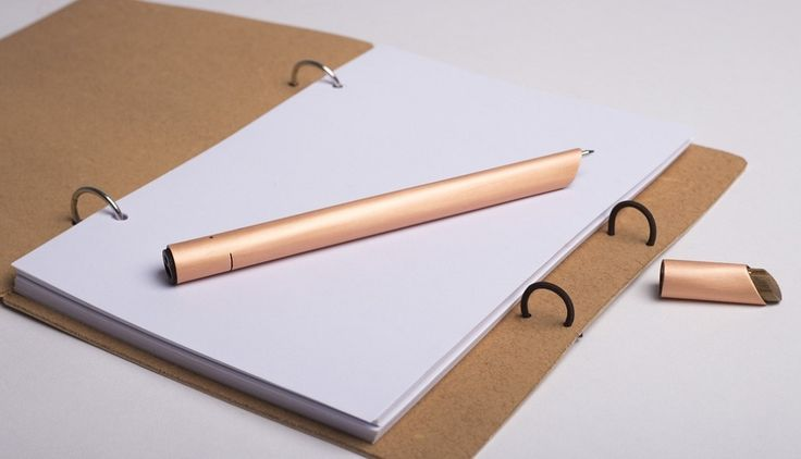Francuska marka Orée zaprezentowaładesignerski długopis – Stylograph…