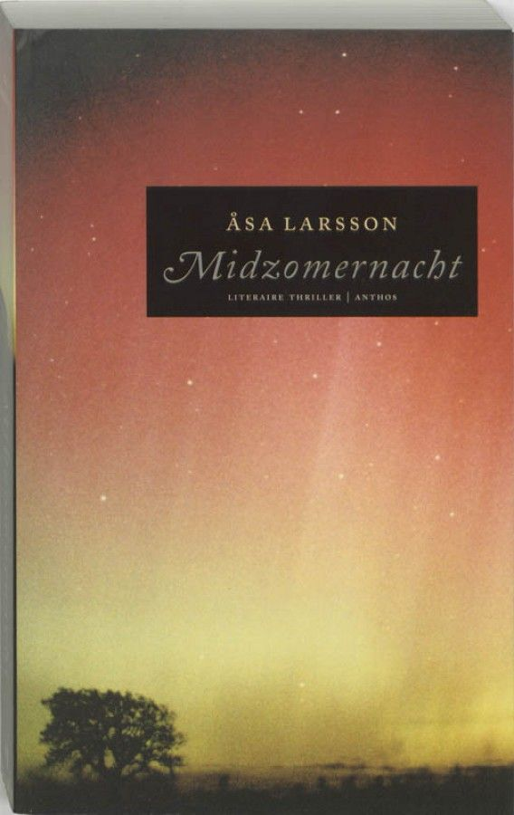 Asa Larsson - Midzomernacht - Op midzomernacht wordt in het noorden van Zweden de feministische predikante Mildred Nilsson dood aangetroffen. Ze is opgehangen aan haar voeten, in de kerk.