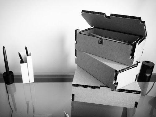 03.16 - BOX SET - Prototipe Design by Valerio Campisi © 2016 ITEMLAB
